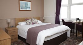 Clifton hotel guest accommodation at Shanklin Isle of Wight