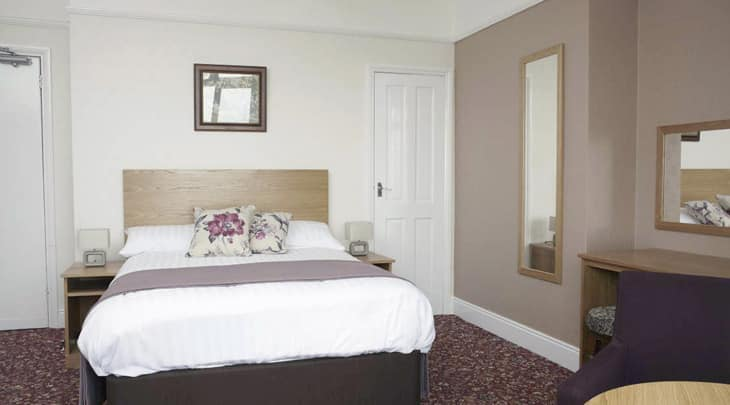 Isle of Wight hotel accommodation rooms